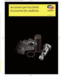 Master Lock 2960EURD Lucchetto Ottone Alta Sicurezza 60mm Arco Acciaio cementato 36mm