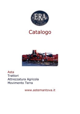 Catalogo - Era Case d`Aste