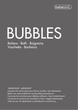 Bubbles - Bebe Due Medic