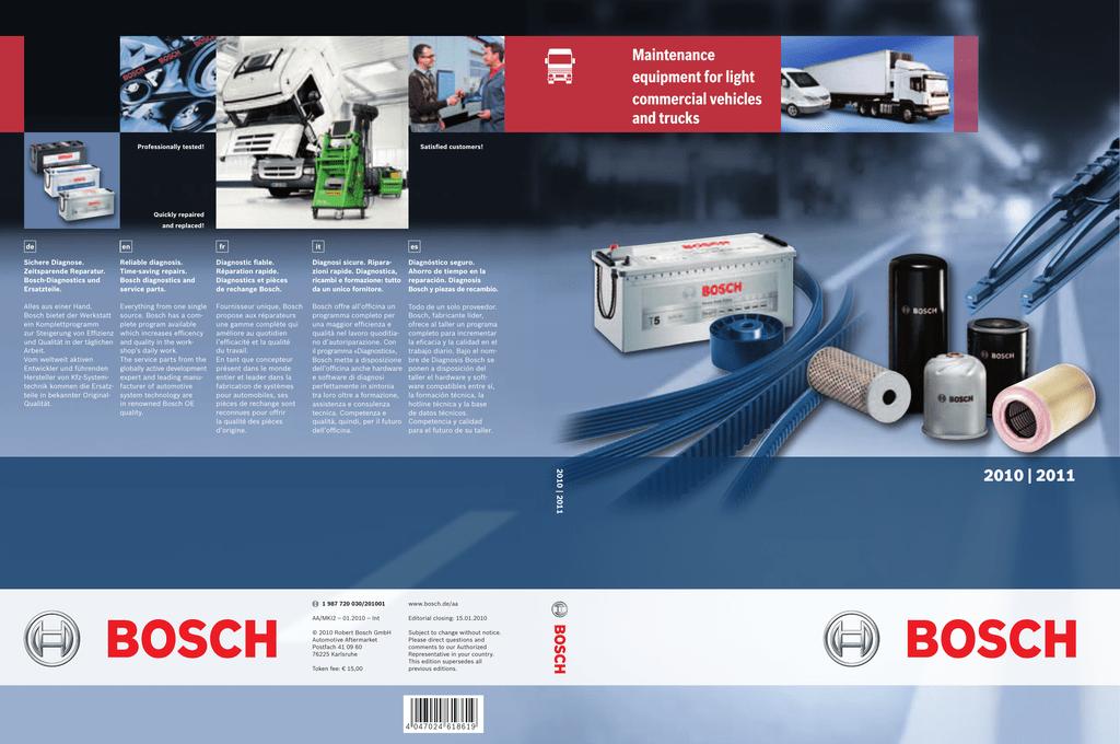 Bosch Twin essuie-glaces Set Avant 450 S 450 MM VW TRANSPORTER t3