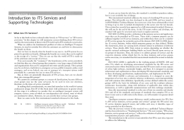 Introduction to IT5 5ervices and Supporting Technologies
