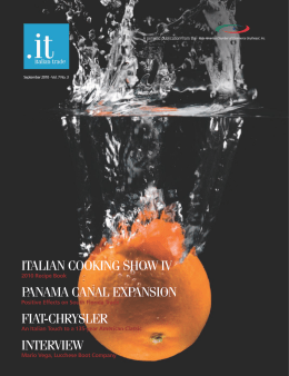 it Italian Trade – Volume 7 Issue 3 - Italy