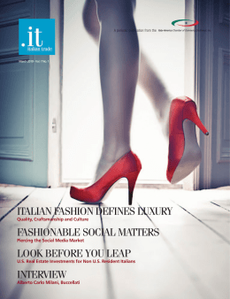 italian fashion defines luxury fashionable social matters look before