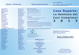 Case Reports: 2 0 1 3