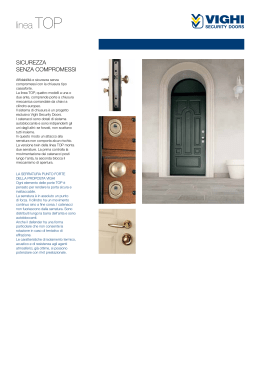 TOP 2000 twin - Vighi Security Doors