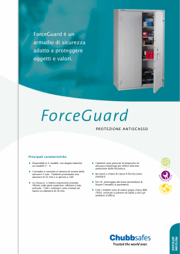 ForceGuard - Casseforti Lips Vago