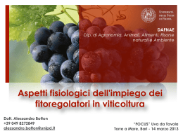 Fruit tree physiology, molecular biology and cell biology