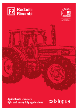 tractors catalogue (Only pdf)