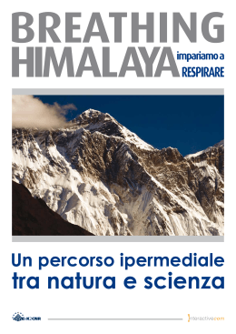 Breathing Himalaya - Chiesi Foundation