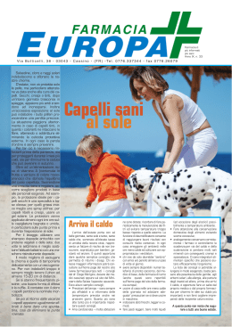 EUROPA_33.qxd:Layout 4 - Farmacia Europa Cassino