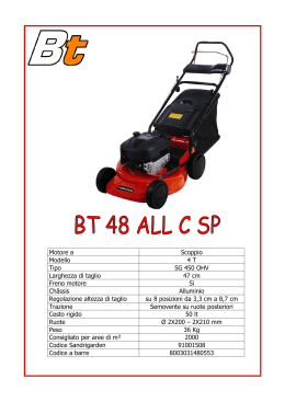 BT 48 ALL C SP SG 450 OHV