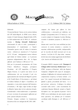 1 Official bulletin of IFMG n ° 12
