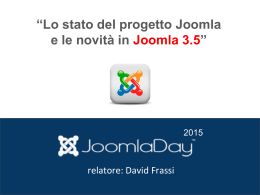 Slide - JoomlaDay