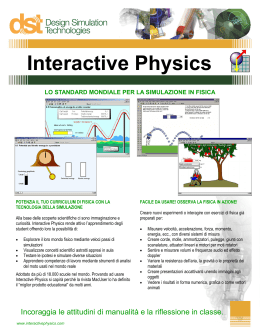 Interactive Physics - Design Simulation Technologies