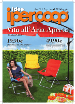 Vita all`Aria Aperta - Unicoop Tirreno