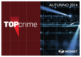 Top Crime - Mediaset.it