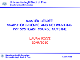 my chapter - Università degli Studi di Pisa