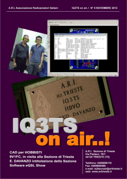 IQ3TS ON AIR..!