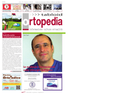 Tabloid Ortopedia 5-2012