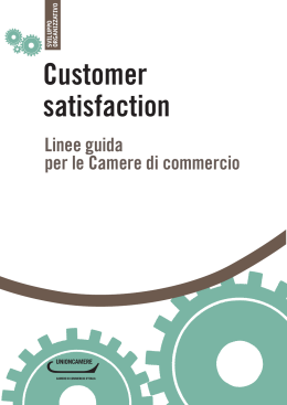 Customer satisfaction - AGO