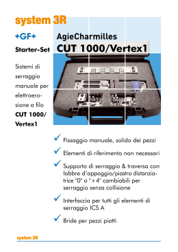 Starter-Set CUT 1000/Vertex1
