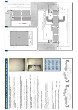 Listino Linea Nusco Porte Luxdoor