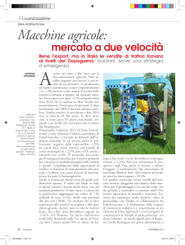 Eima International - Macchine agricole
