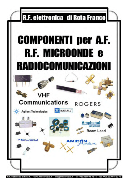catalogo_Rota_Franco.. - The MicroWave Laboratory Group