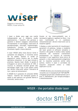 WISER - the portable diode laser