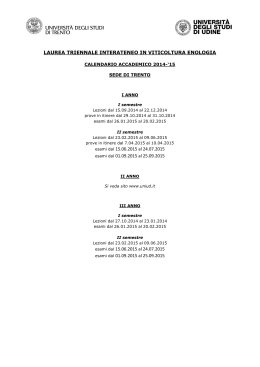 Calendario Didattico Unisi.Guida Della Facolta Di Lettere E Filosofia Di Arezzo Unisi It