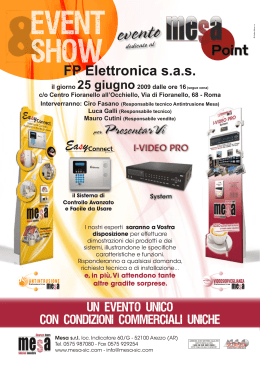 FP Elettronica s.a.s.