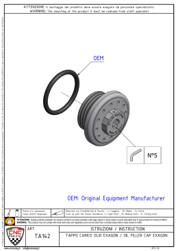 TA142 OEM OEM: Original Equipment Manufacturer