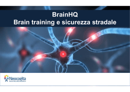 BrainHQ Brain training e sicurezza stradale
