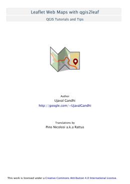 PyQGIS developer cookbook Release 2 8 QGIS Project