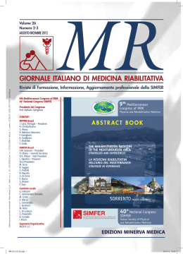 The 9th MFPRM Congress Abstract Book