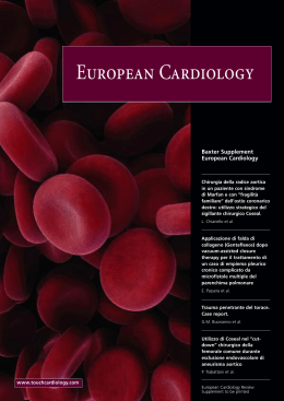 European Cardiology - Radcliffecardiology