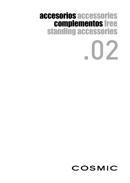 accesorios accessories complementos free standing