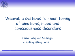 Wearable systems for monitoring of emotions, mood and