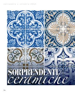 La ceramica for Ceramiche appiani