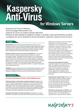 for Windows Servers