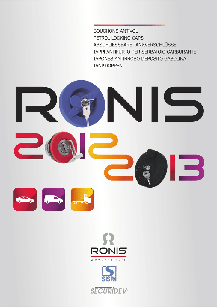 Ronis-Petrol-locking