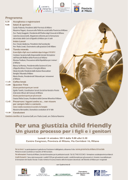 A4 child 2c stampa - Camera Minorile di Milano