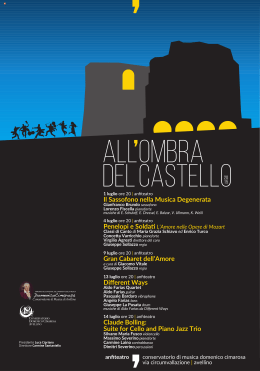 All`ombra del Castello