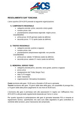 Setaccio 24 - CSI Torino