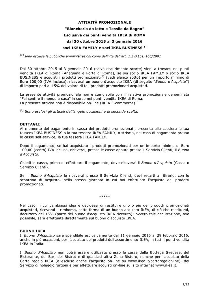 Esclusiva Dei Punti Vendita Ikea Di Roma Dal 30 Ottobre 2015