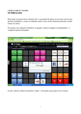 tutorial symbaloo