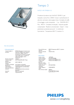 Product Leaflet: Tempo 3 RVP351