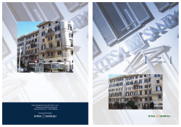 Brochure Roma via Donizetti.indd