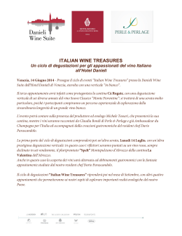 ITALIAN WINE TREASURES
