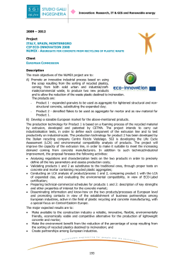 193 2009 – 2012 Project ITALY, SPAIN, MONTENEGRO CIP